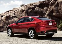 2011 BMW X6 xDrive50i, side view , exterior, manufacturer
