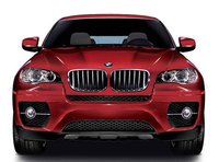 2011 BMW X6, front view , exterior, manufacturer