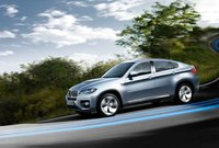 2011 BMW X6, side ivew , manufacturer, exterior