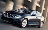 2011 Lexus IS 250, three quarter view , manufacturer, exterior