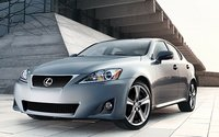 2011 Lexus IS 250, front three quarter view , manufacturer, exterior