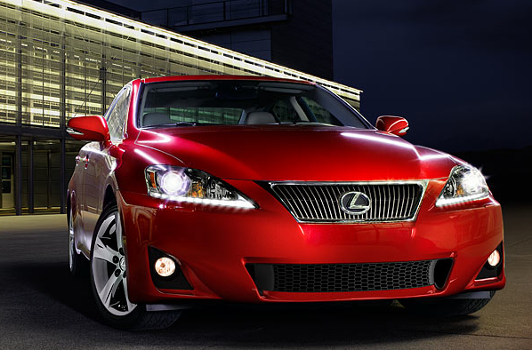 2011 Lexus IS 250, front view , exterior, manufacturer, gallery_worthy