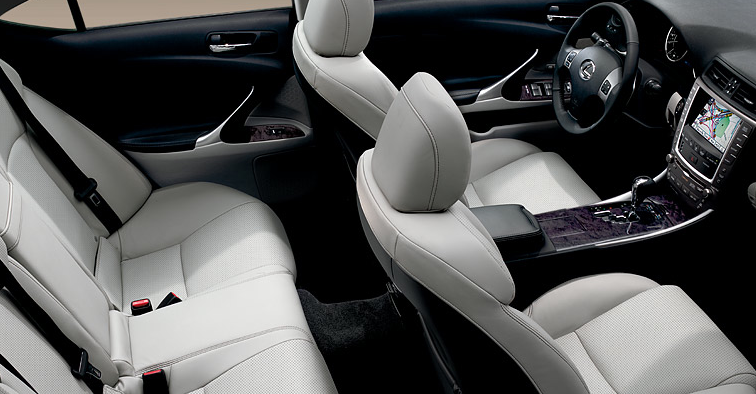 2011 Lexus IS 250, seating , interior, manufacturer