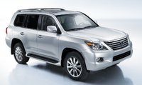 2011 Lexus LX 570 Picture Gallery