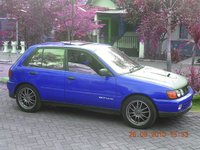 1991 Toyota Starlet Overview