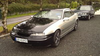 1991 Opel Calibra Overview