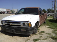 1995 Chevrolet S-10, tripple R after being fixed still havent put the new rims on it yet, exterior, gallery_worthy