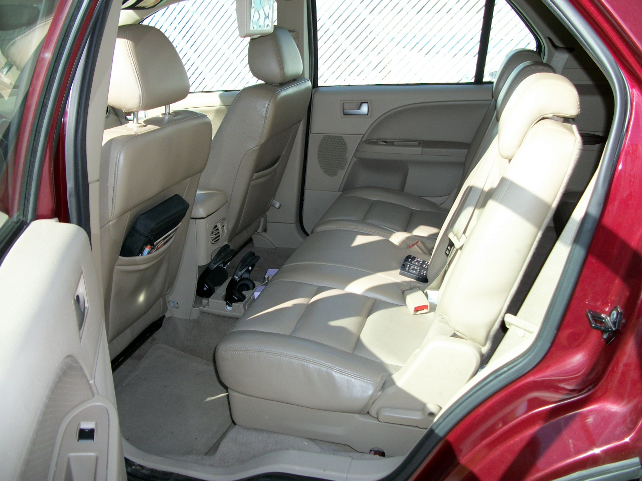 2005 Ford Freestyle Interior Pictures Cargurus
