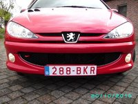 2003 Peugeot 206 Picture Gallery