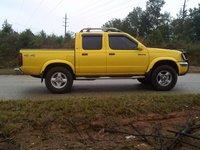 2000 Nissan Frontier 4 Dr SE 4WD Crew Cab SB picture, exterior