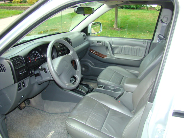 Isuzu rodeo 2003 interior images pictures becuo