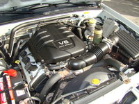Picture of 2002 Isuzu Rodeo LSE 4WD, engine