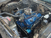 1974 Mercury Cougar picture, engine