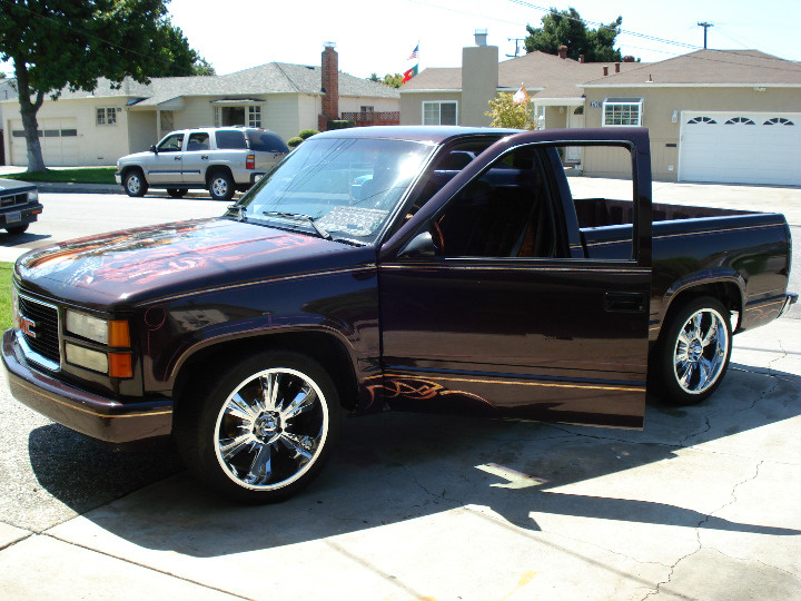 Gmc Sierra 1500 Questions What Size Is My Tranny In My