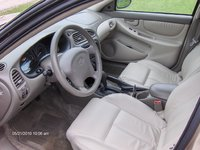 2001 Oldsmobile Alero GL, Leather interior and moonroof, interior, gallery_worthy