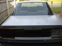 1988 Nissan Skyline, back end, exterior, gallery_worthy