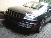 2002 Volkswagen Passat, Alltagsauto - neue Pics folgen die Tage, exterior