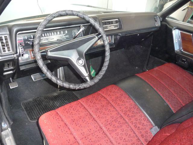 Picture of 1968 Cadillac Eldorado, interior