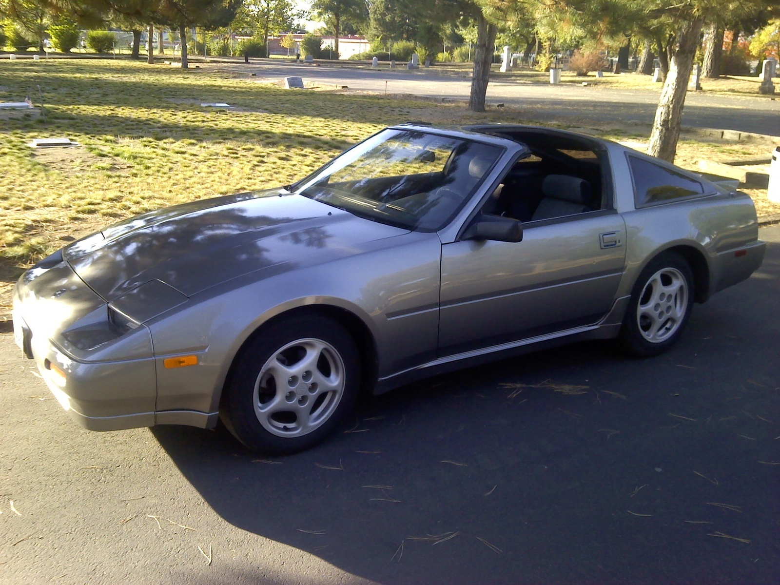 Is it worth paying 1 000 for 1984 300zx with 300k mileage
