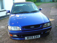 Picture of 1994 Ford Escort 2 Dr LX Hatchback, exterior, gallery_worthy