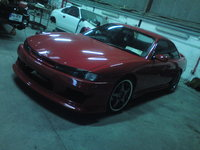 1995 Nissan Silvia Overview