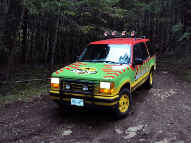 1992 Ford Explorer Pictures Cargurus