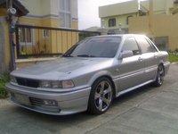 1989 Mitsubishi Galant Overview