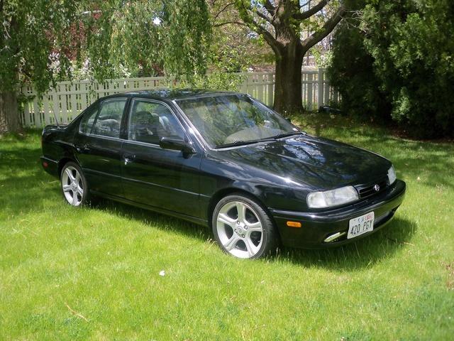 1993 Nissan Primera (Infiniti G20)
