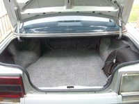 1986 Nissan Skyline, Boot space, interior, gallery_worthy