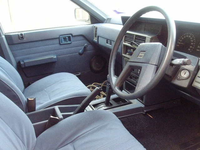 1986 Nissan Skyline, Interior, interior, gallery_worthy