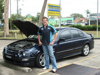 2002 Ford Falcon Overview