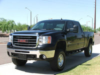 Picture of 2008 GMC Sierra 2500HD SLE1 Crew Cab LB 4WD, exterior, gallery_worthy