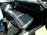 Picture of 1969 Buick Riviera, interior