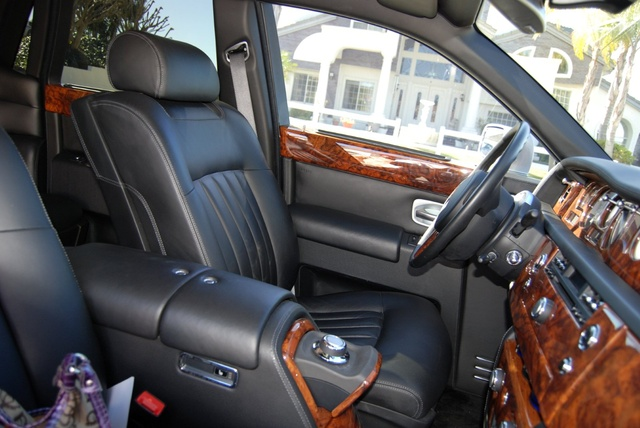 2006 Rolls Royce Phantom Interior Pictures Cargurus