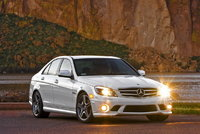 "2010 Mercedes-Benz C-Class C 63 AMG, C63 AMG ""US version"", exterior, gallery_worthy"