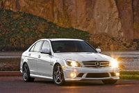 2010 Mercedes-Benz C-Class C63 AMG, C63 AMG US version, exterior