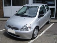 Picture of 2002 Toyota Yaris, exterior, gallery_worthy