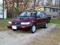 Picture of 1993 Mitsubishi Expo 4 Dr SP 4WD Hatchback, exterior