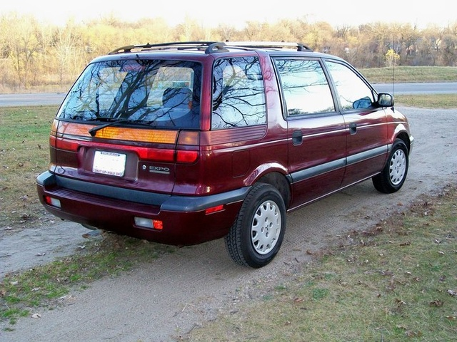 Picture of 1993 Mitsubishi Expo 4 Dr SP 4WD Hatchback, exterior, gallery_worthy