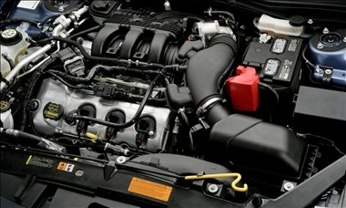 Picture of 2010 Ford Fusion Sport V6, engine, gallery_worthy