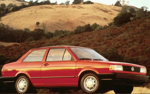 1989 Volkswagen Fox, 89 VW Fox promo photo, exterior, gallery_worthy