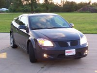 2009 Pontiac G5 GT, with fog lights, exterior