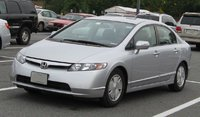 Picture of 2008 Honda Civic Hybrid FWD, exterior, gallery_worthy