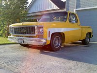 Chevrolet C/K 10 Questions - My truck is backfiring from the exhaust