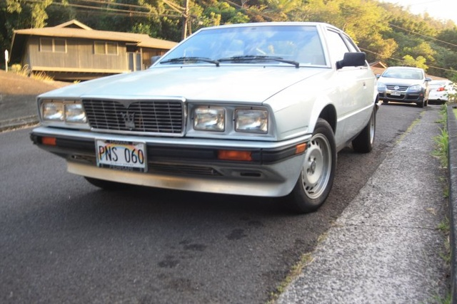 Picture of 1984 Maserati Biturbo, exterior
