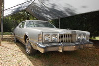 This is my 1975 Ford Thunderbird. 87,000 original miles. Silver Luxury Group. Every option imaginable., exterior