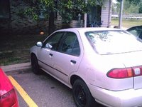 Picture of 1998 Nissan Sentra GXE, exterior, gallery_worthy