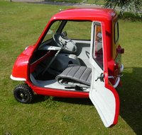 Picture of 1966 Peel P50, exterior
