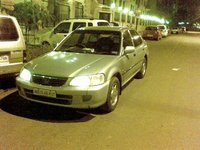 2001 Honda City Overview
