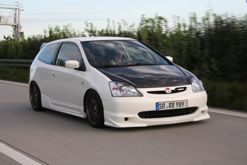 2003 Honda Civic Si Hatchback picture, exterior